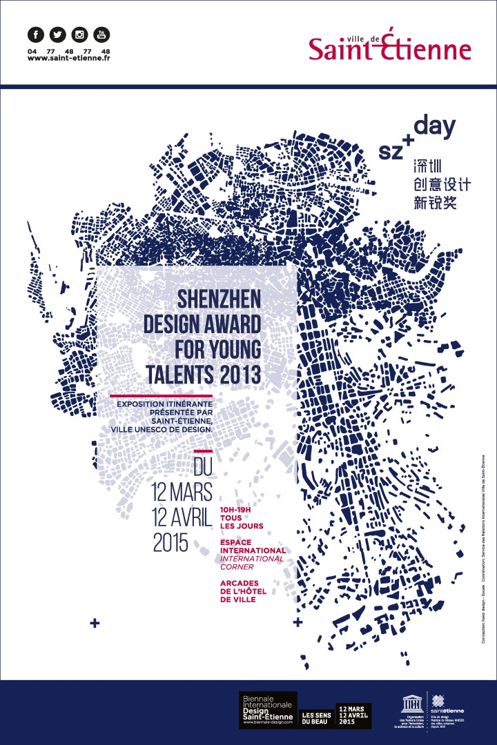Exposition Shenzhen design award