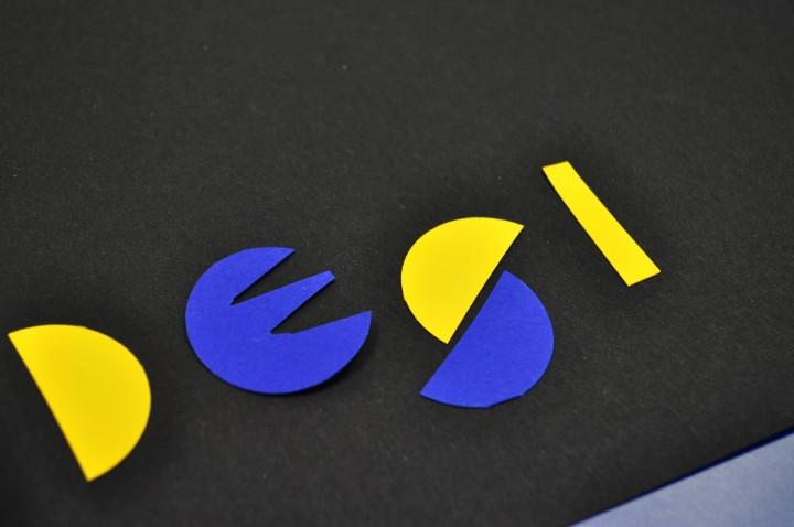 Atelier typographie au CFA des Mouliniers