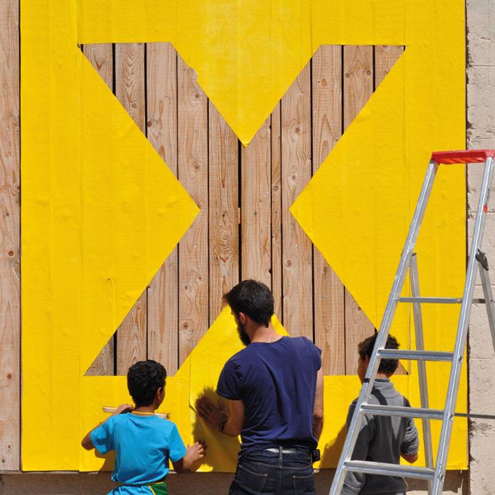 22.1 symbole jaune