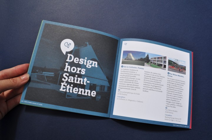 Livret Design city guide